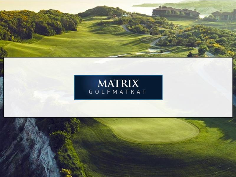Matrix Golfmatkat